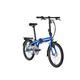 tern Link C3i Folding Bike blue